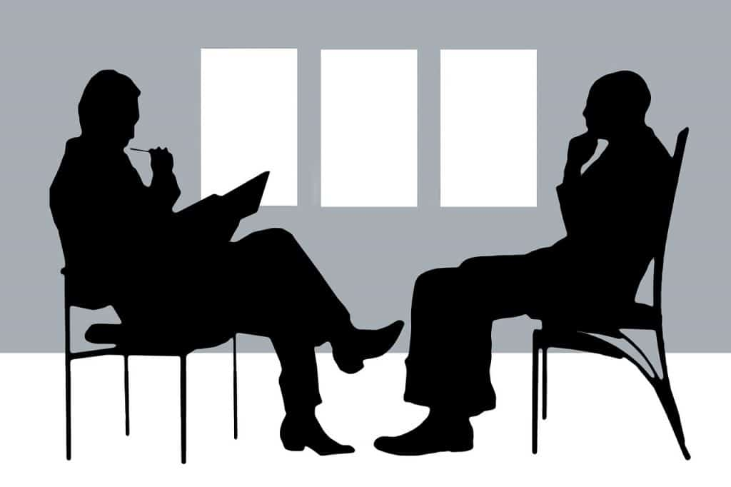 giving psychotherapy