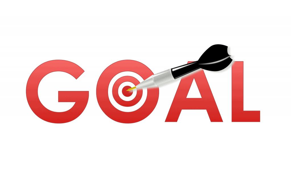How to make subliminals work fast Goal Target Bullseye