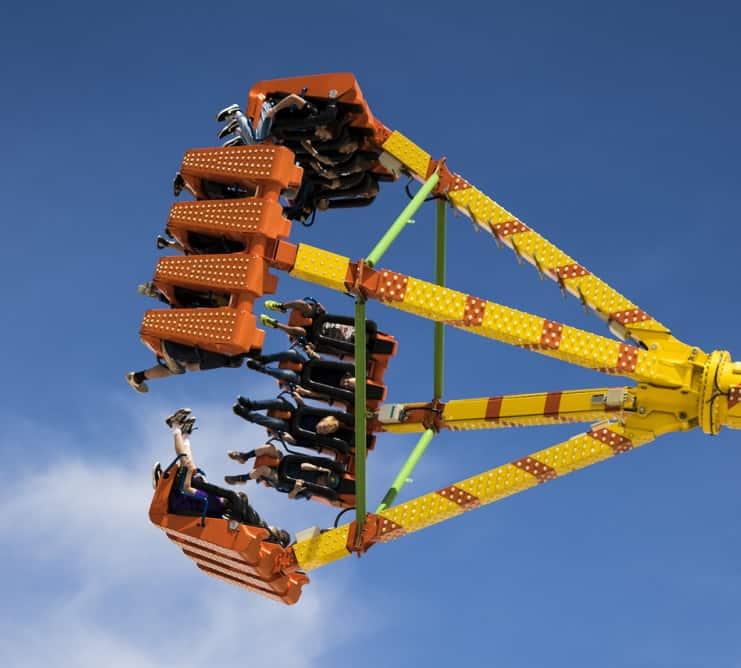 Scary Carnival Ride
