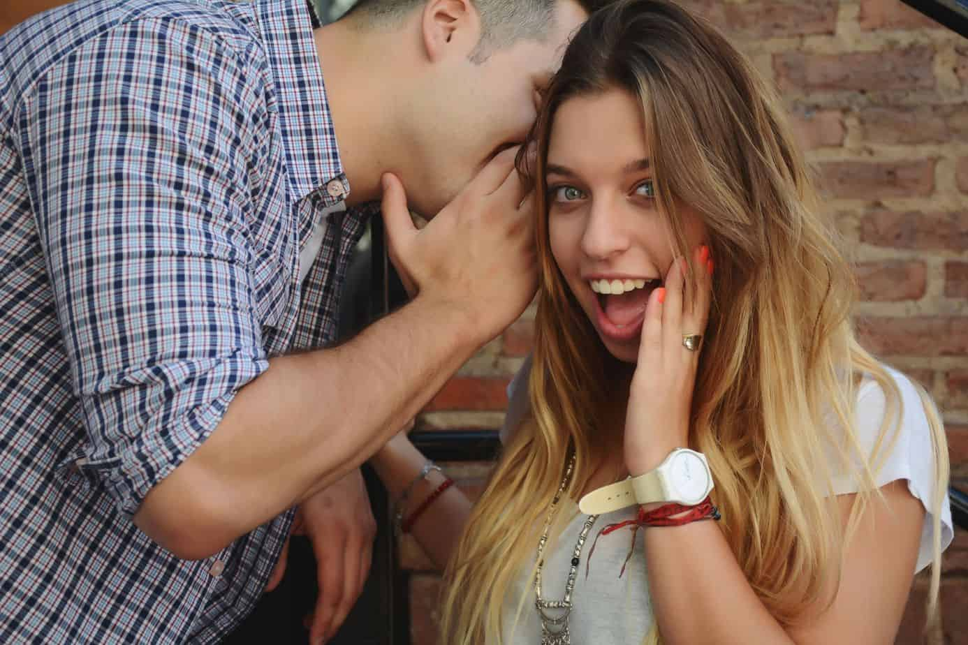The Strangest Thing Men Desire (And how it can make him crazy for you.)